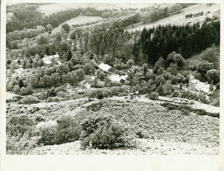 CAT site in the early 1970s