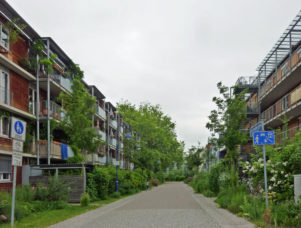 Sustainability and Adaptation in the Built Environment