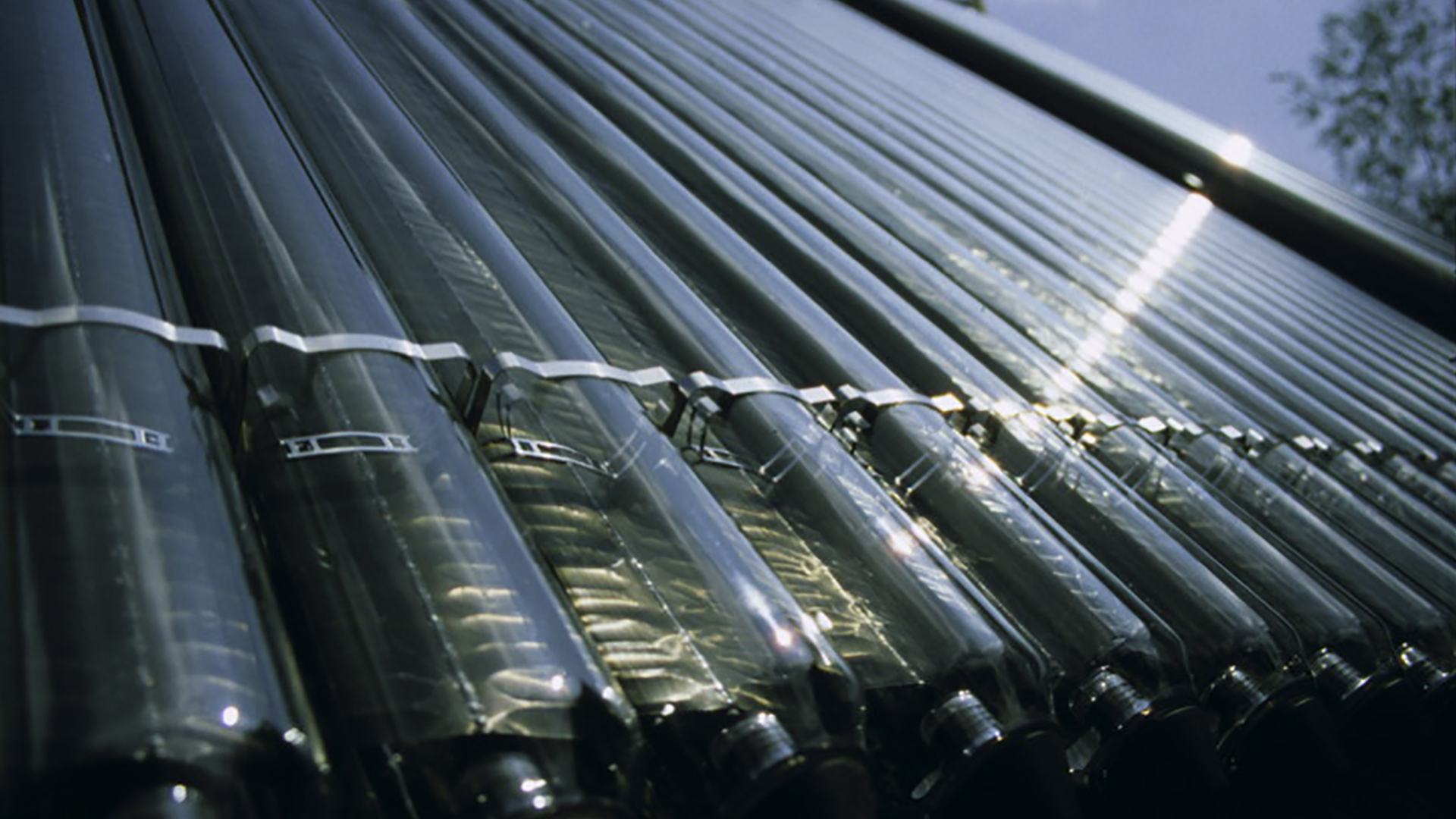 Solar Water Heating Centre For Alternative Technology