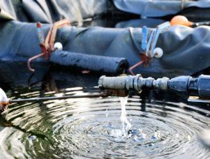 Reducing water use