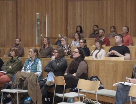 Graduate School of Environent lecture