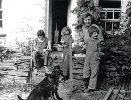 Mclennan family at CAT in 1978