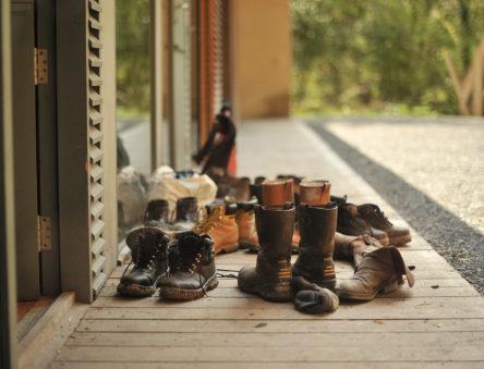 Boots - Graduate School
