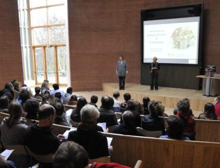Graduate School lecture theatre