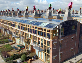 Bedzed Eco Village