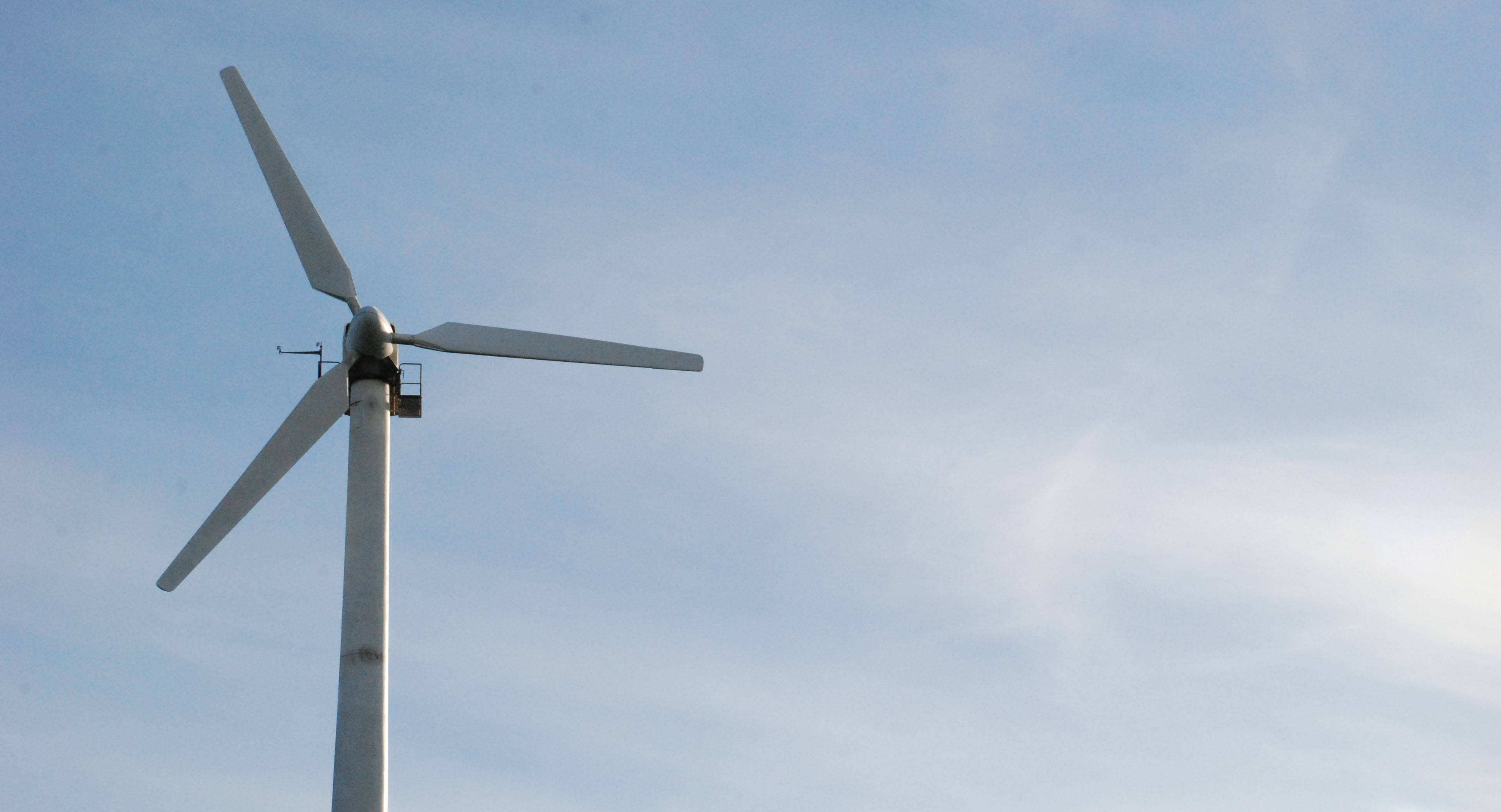 Wind power - Centre for Alternative Technology on