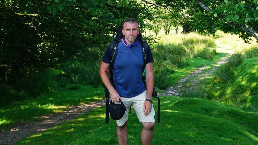 Sponsored Walk - Crossing Offas Dyke