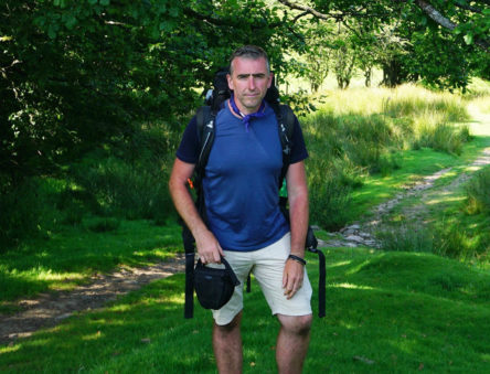 Sponsored Walk - Crossing Offas Dyke