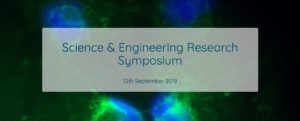 Science and Engineering Research Symposium