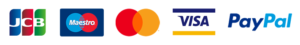 Payment icons accepted