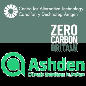 CAT/Ashden Logos