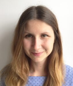 zuzana sojkova bursary recipient